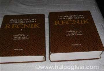 Enciklopedijski englesko-srpski rečnik