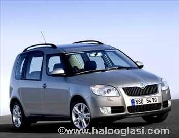 Škoda Roomster/Praktik (07-10) delovi
