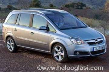 Opel Zafira 2005- novi karoserijski