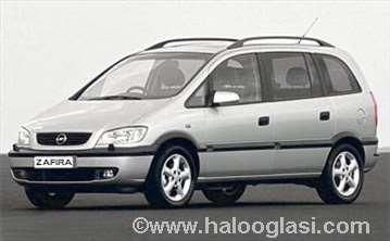 Opel Zafira  99-05 novi karoserijski