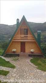 Montažna kuća Golija 64