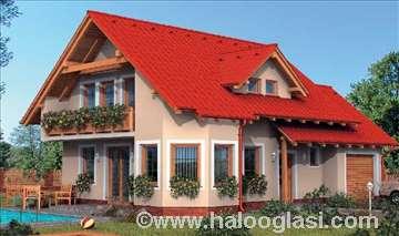 Montažna kuća Klasik 103