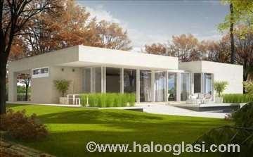 Montažna kuća Modern 24 - Montažne kuće KućaMont