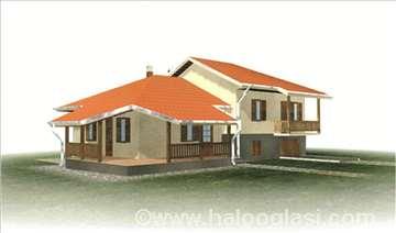 Montažna kuća TIP 117