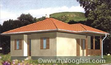 Montažna kuća TIP 59