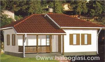 Montažna kuća TIP 66