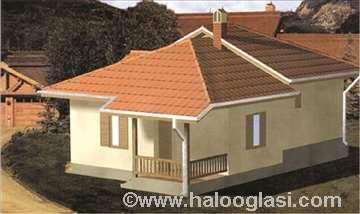 Montažna kuća TIP 68