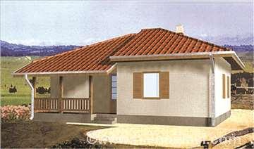 Montažna kuća TIP 77