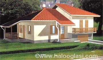 Montažna kuća TIP 90