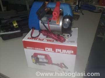Pumpa za pretakanje goriva, ulja, mleka