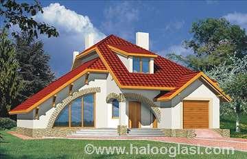 Montažna kuća Harmonia 1 - Montažne kuće KućaMont