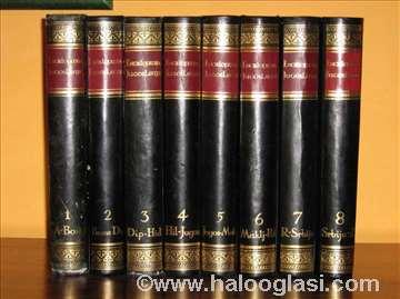 Enciklopedija Jugoslavije 1-8