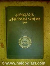 Almanah Jadranska straža za 1927. god.