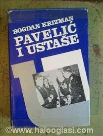 Bogdan Križman - Pavelić i Ustaše