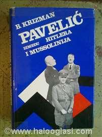 Pavelić između Hitlera i Mussolinija