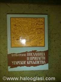 Sremac - Poslanica o propasti ugarskog kraljevstva