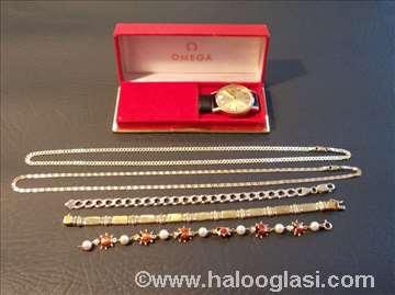 Zlatan nakit i sat