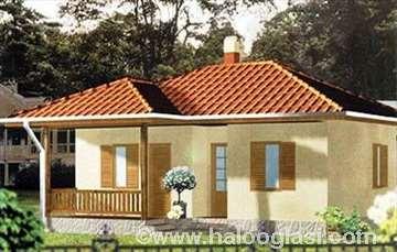 Montažna kuća Master 57 61m2