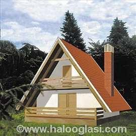 Montažna kuća Master Golija 30