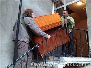 Prenos klavira i selidbe