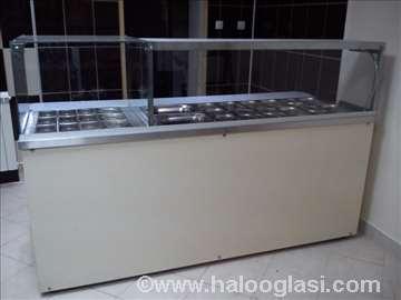 Kombinovana vitrina 2000-800-1300