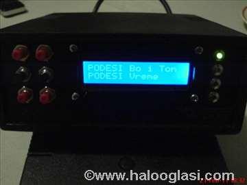 Simulator dizel motora za piezo dizne