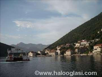 Crna Gora, Lepetane, kuća za odmor