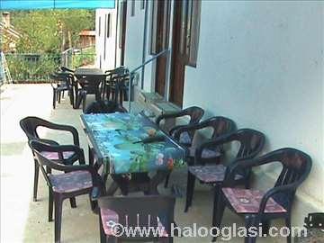 Lukovska Banja, sobe i apartman
