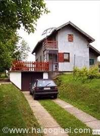 Banja Vrdnik, kuća za odmor