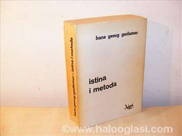 Istina i metoda, Hans Georg Gadamer