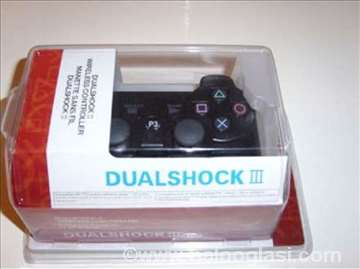 PlayStation 3, džojstik, novo