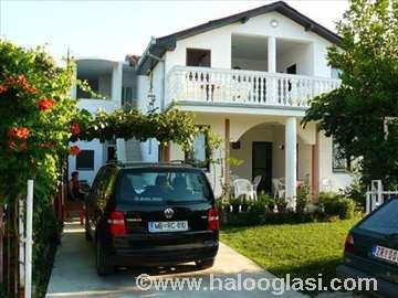 Crna Gora, Ulcinj, apartmani