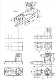 Izrada tehničkih crteža i projekata