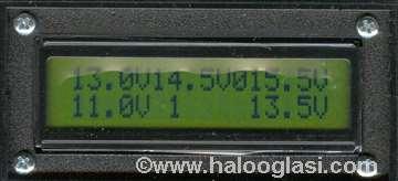 Kontroler solarnog panela za 30A