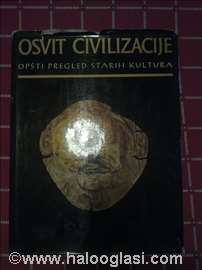 Grahane Clark, James Mellart - Osvit civilizacije