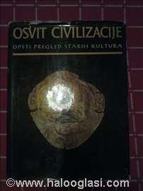 Grahane Clark, James Mellart - Osvit civilizacije
