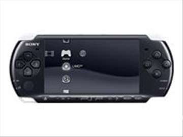 Sony PSP Piano Black