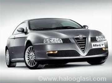 Alfa Romeo 147delovi