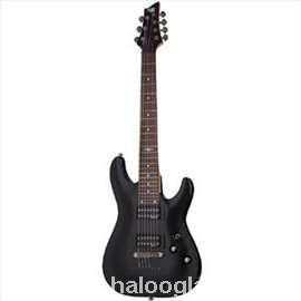 Gitara, električna SGR C-7 black