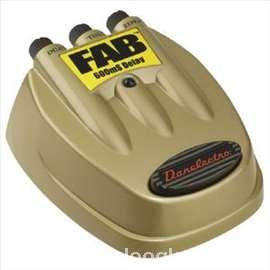 Pedala Danelectro D-8 FAB Delay