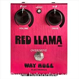 Pedala Red Llama