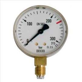 Manometar pritiska za reducirni ventil
