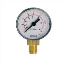 Manometar protoka gasa