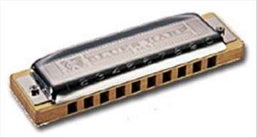 Usna harmonika Blues Harp