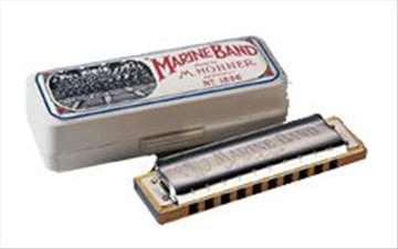 Usna harmonika Hohner Marine Band