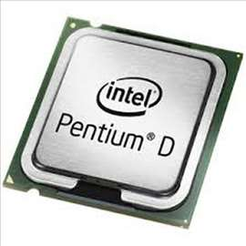 Dual Core Pentium D 2.80GHz + Novi Kuler