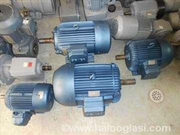 Elektro motori, reduktori,frekventni,vib