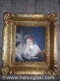 Wilerovi gobleni - Devojčica