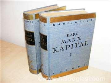 Kapital 1-2 Karl Marks, Karijatide,1933