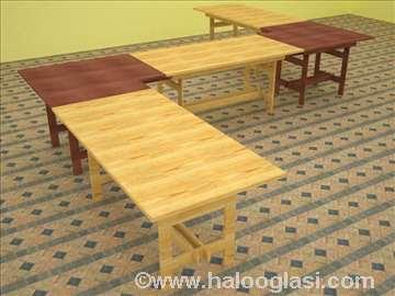 Montažno demontažni sto